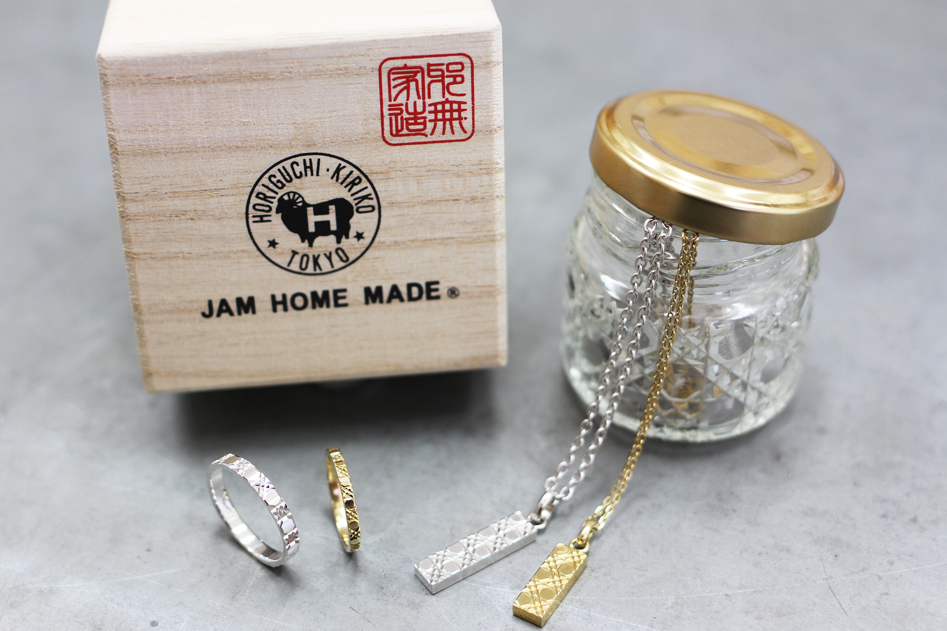 JAM HOME MADE × HORIGUCHI KIRIKO